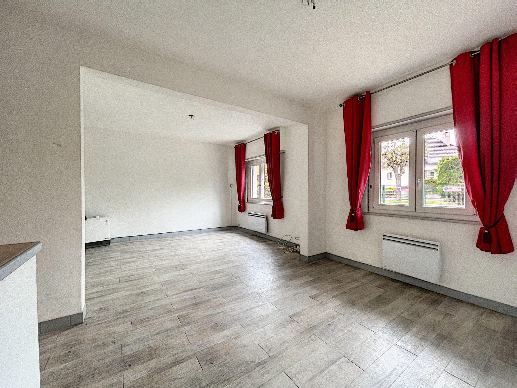 WOLFISHEIM - Appartement 2 pièces de 50,89m2