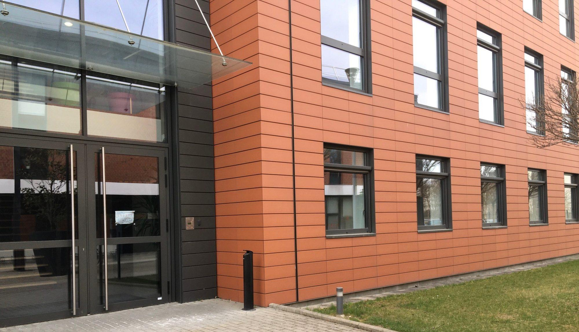 Bureaux 7-8 pièces, 194,8m² fibrés à l'ouest de Strasbourg