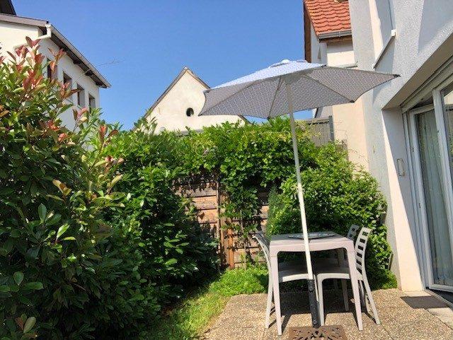 IRMSTETT Maison de 82m² de 4p avec jardin et garage