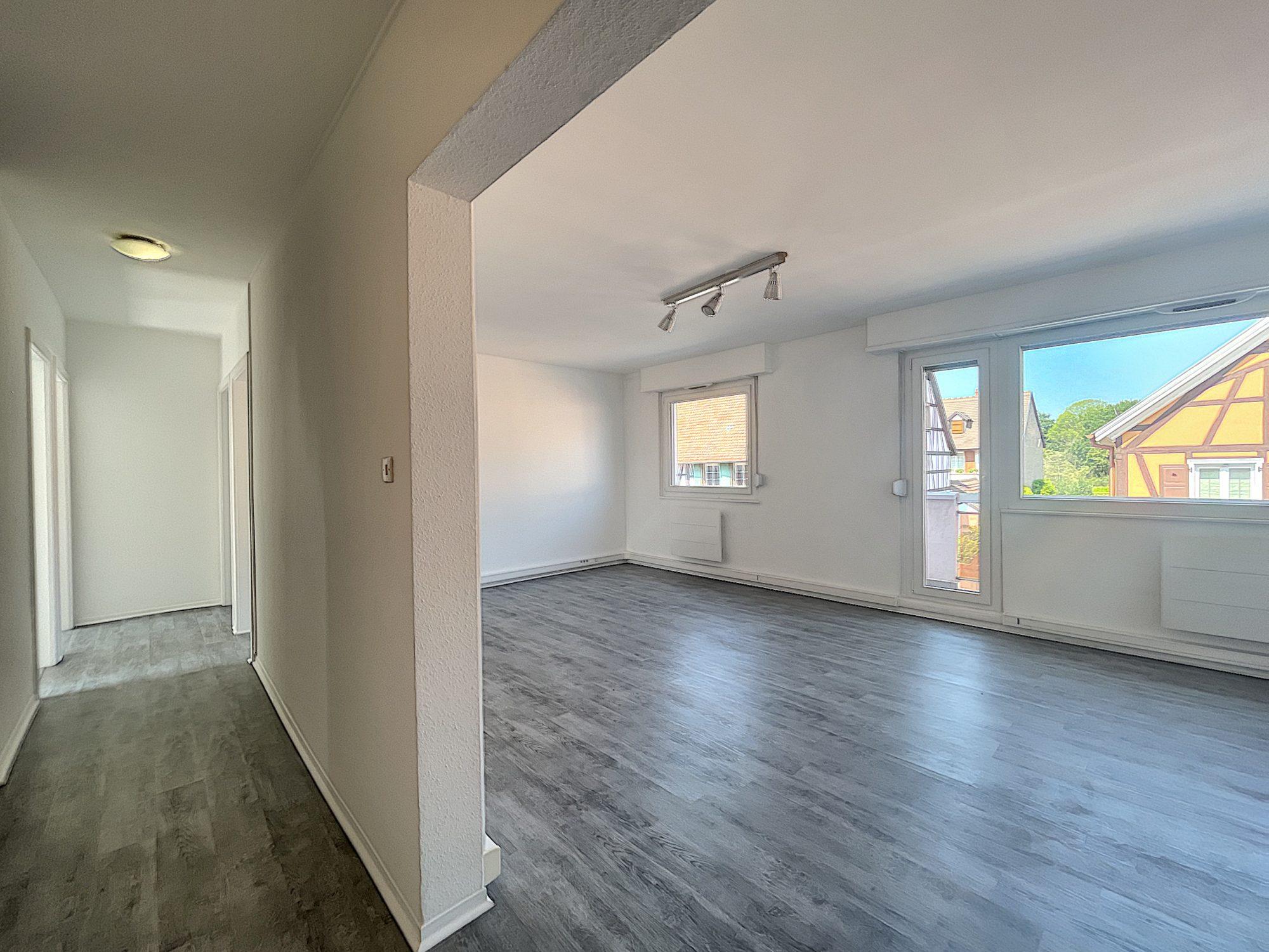 ROBERTSAU Appartement 3/4 pièces 72,30 m2