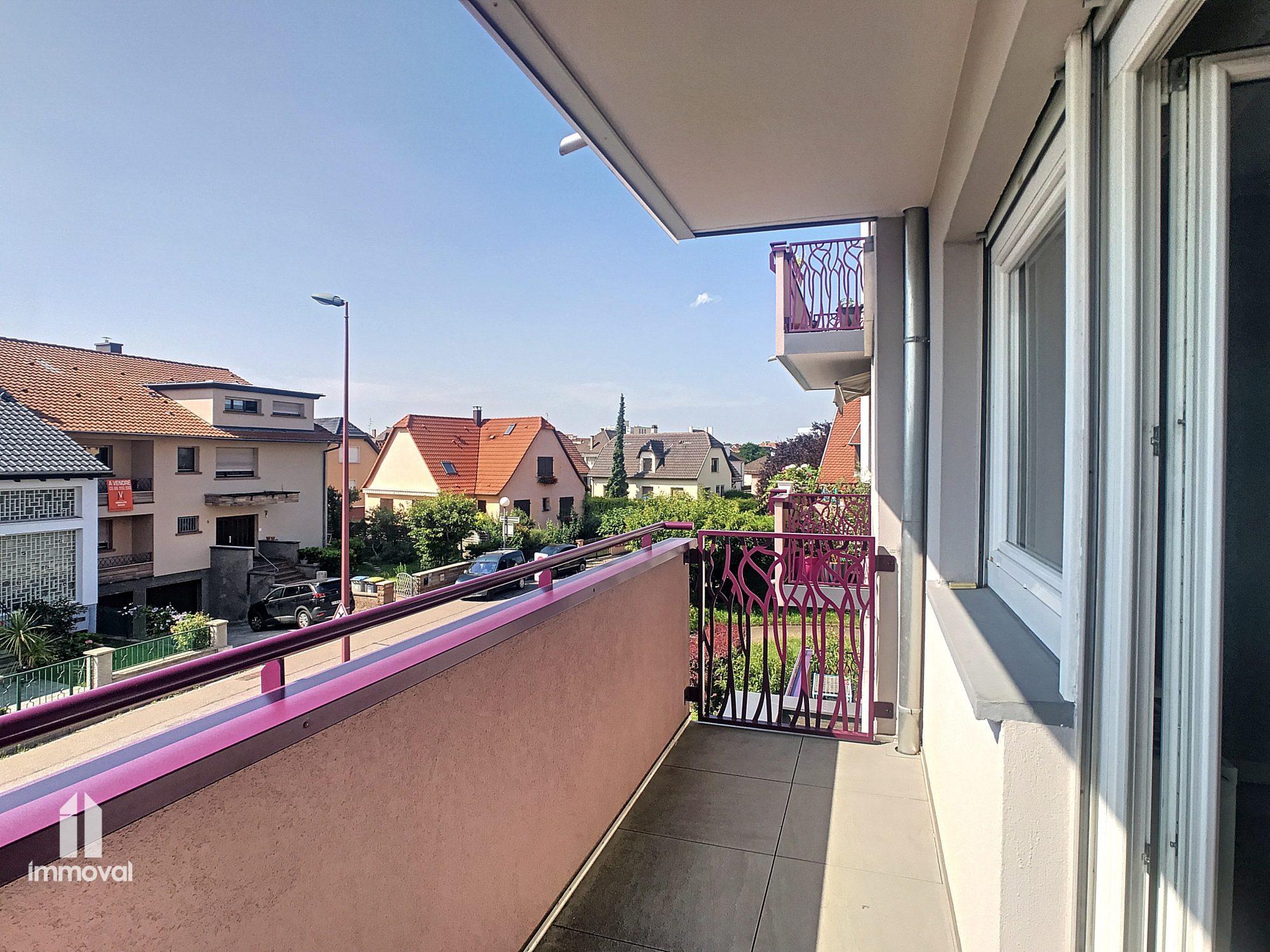 SCHILTIGHEIM - Appartement 4 pièces de 104,47 m2