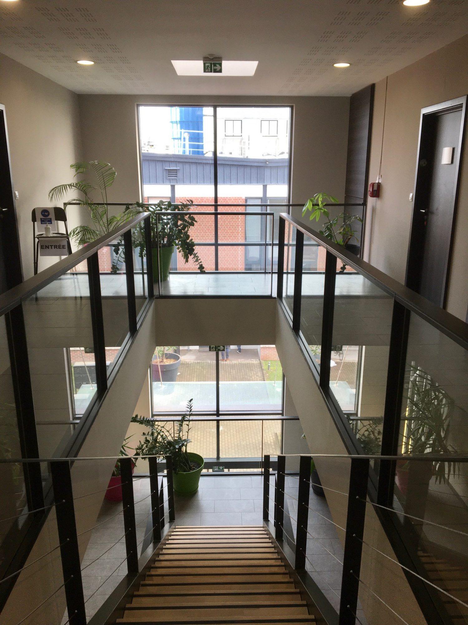 Bureau 56 m² au Parc des Forges
