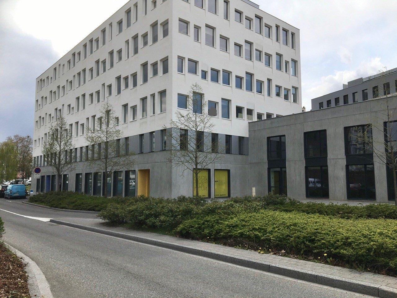 Strasbourg -Ouest, vente Bureaux neufs de 148m² SU