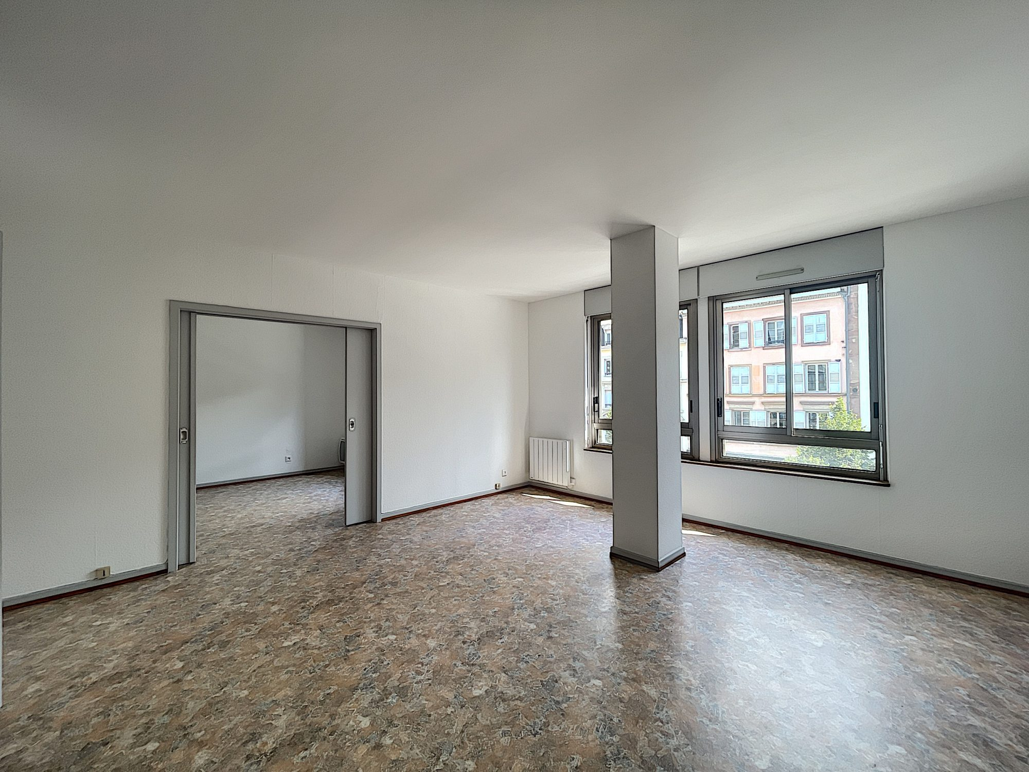 STRASBOURG Appartement 2 Pièces 57,03m2