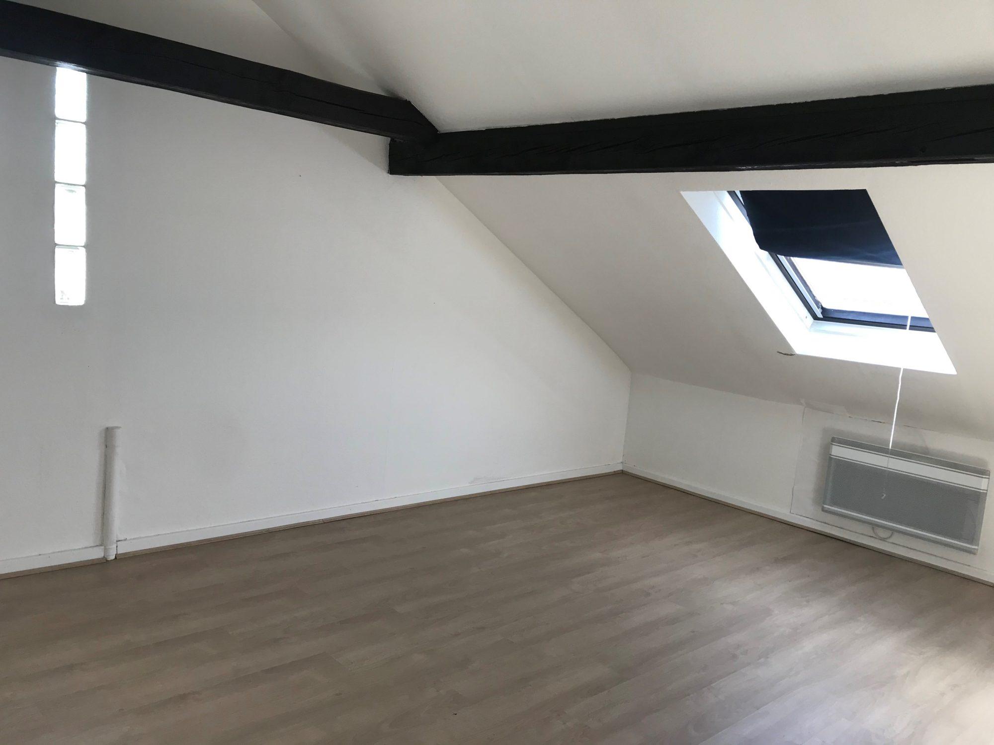 ILLKIRCH - 2 pièces de 26.98 m²