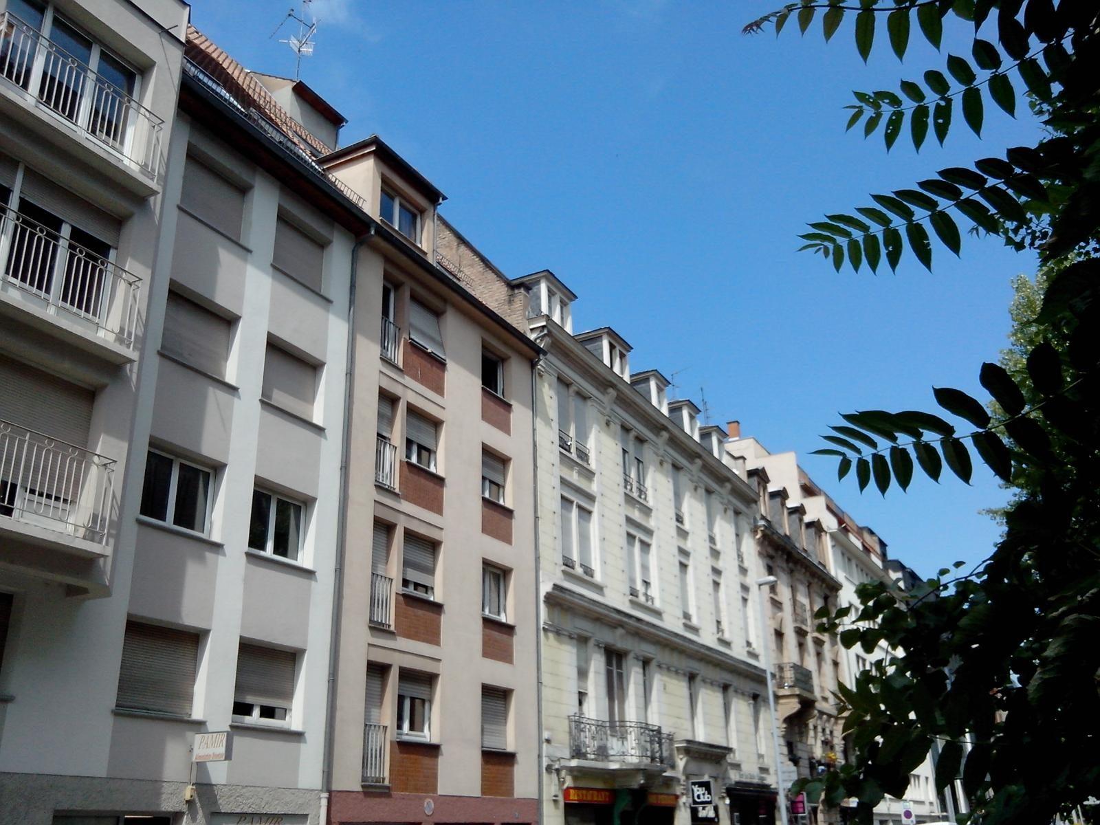 HALLES-2pièces de 40.71 m²