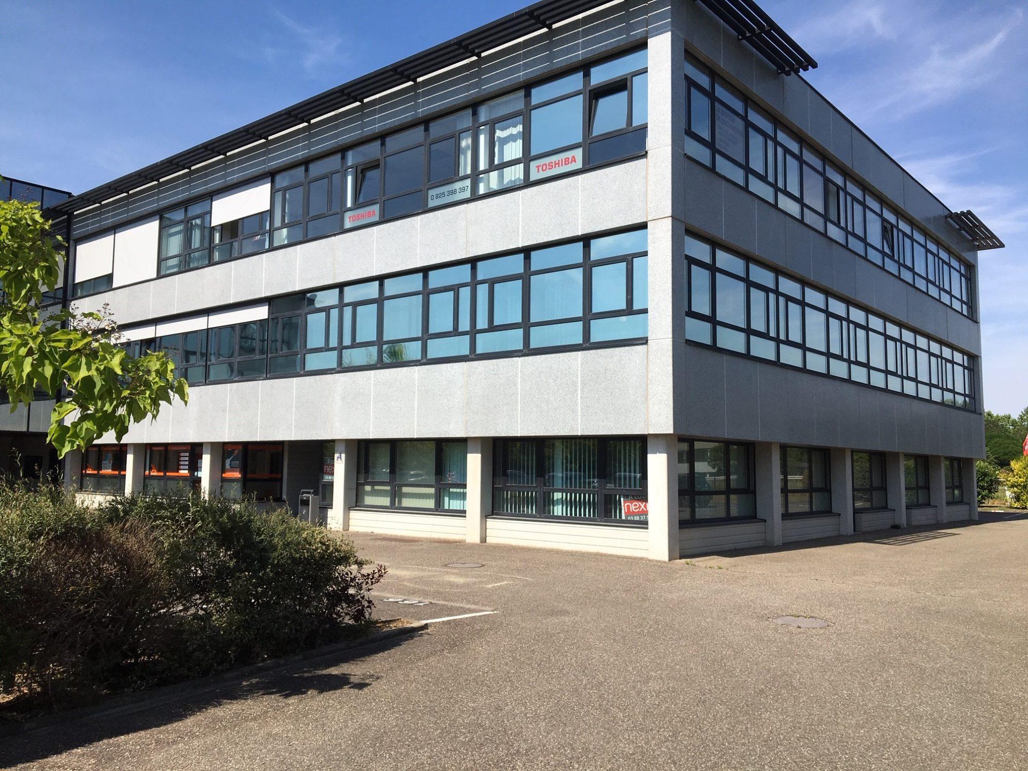 Bureaux lumineux de 72m² à Entzheim