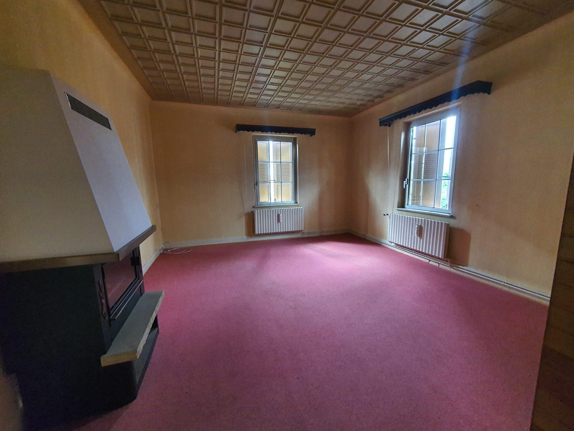 ILLKIRCH, appartement 6/7 pièces de 158m² hab et 210m² au sol