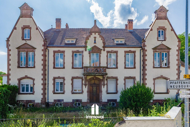 Immeuble de 409 M² Schweighouse-sur-Moder