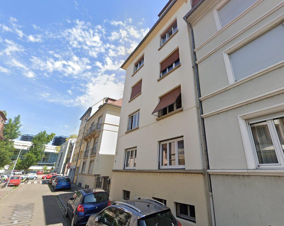 NEUDORF Appartement 4P de 83m² avec balcon